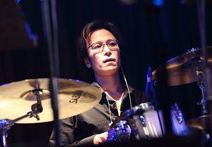 【member】小関哲郎  (Drum)_f0209723_23565860.jpg