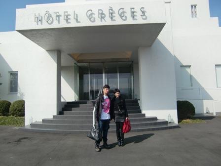 ホテル GREGES_a0095436_0595.jpg