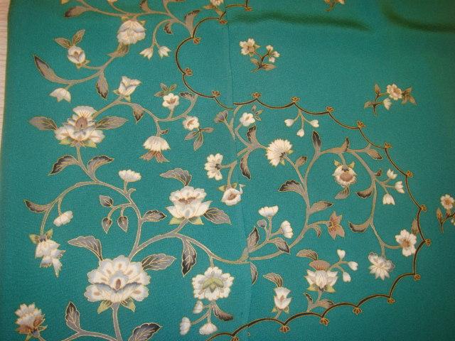 エメラルドグリーンの 着物が欲しい・・・_e0163145_2337506.jpg