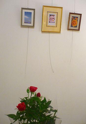 「安部トシ子の結婚のバイブル」。。。天使も微笑む代官山のValentine  。.☆*:.。.☆*†_a0053662_1559943.jpg