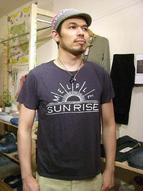 melple 新作Tシャツ入荷!_f0191324_2431517.jpg