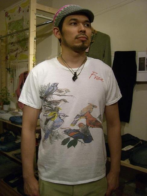 melple 新作Tシャツ入荷!_f0191324_2434066.jpg