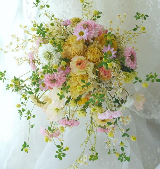 ブーケ シャワー 春の花と夢ほたる_a0042928_21221721.jpg