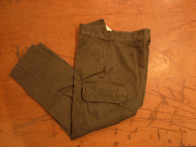 """FRENCH M-64 PANTS USED\""ってこんなこと。_c0140560_122057.jpg"