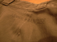"""FRENCH M-64 PANTS USED\""ってこんなこと。_c0140560_1231878.jpg"