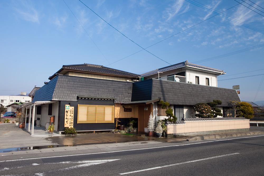 寿司・割烹料亭の『かしわで』さん〜その1〜_a0163962_17505257.jpg