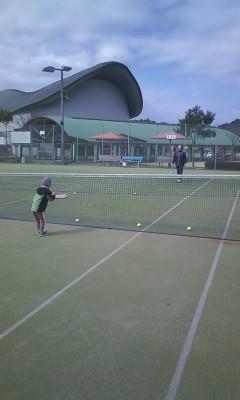 テニス、なう。_d0028272_1228165.jpg