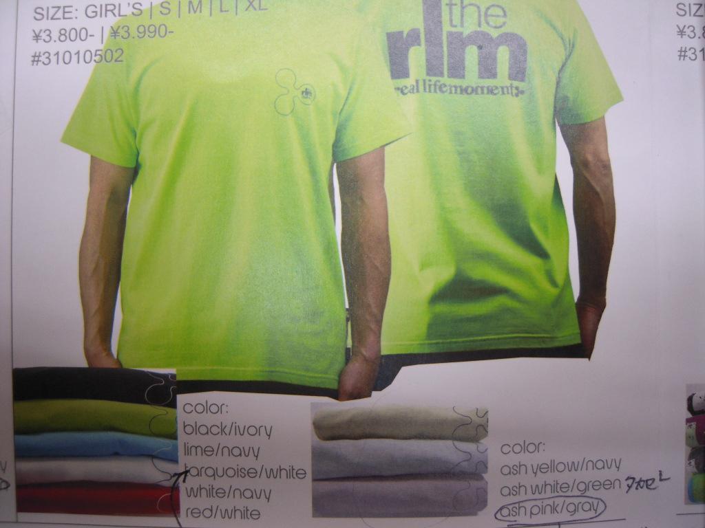 rlm clothing 10スプリング&サマー!!_f0039672_1871576.jpg