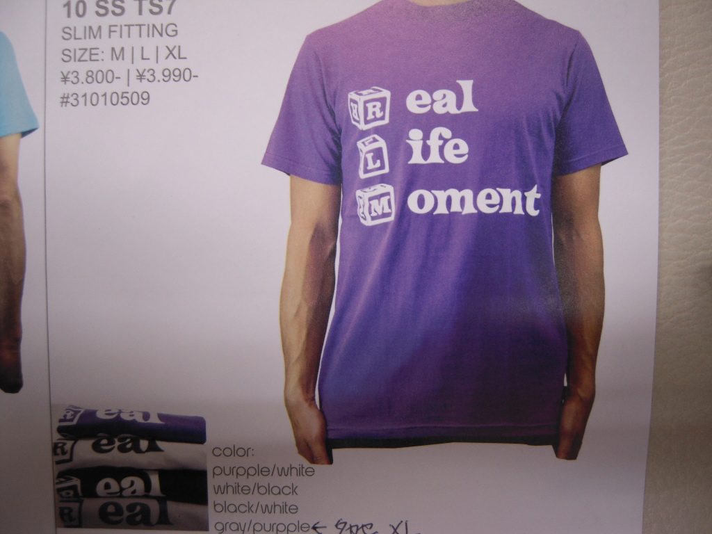 rlm clothing 10スプリング&サマー!!_f0039672_1883234.jpg