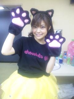 猫娘。肉球をGET☆_e0142280_1382379.jpg