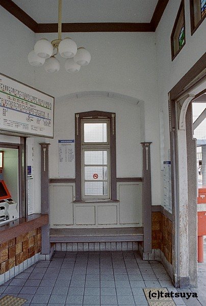 諏訪ノ森駅 5_f0139991_23241720.jpg