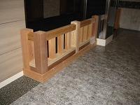結婚式場の神殿の木橋と披露宴会場の家具をつくりました。_e0157606_18214547.jpg