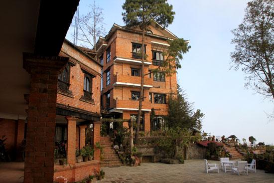 ネパールを歩く4 ナガルコット_e0048413_10191836.jpg