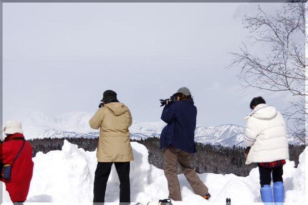 雪の白馬村    _c0073016_1151421.jpg