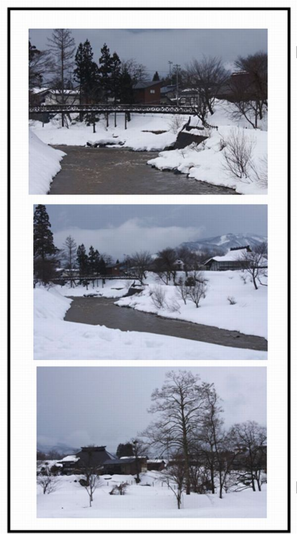 雪の白馬村    _c0073016_1565667.jpg