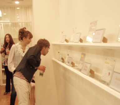 銀座店Opening Party☆_c0071924_11551682.jpg