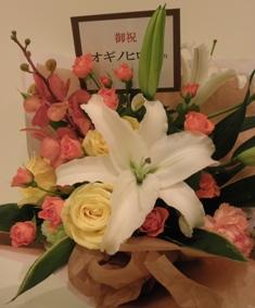 銀座店Opening Party☆_c0071924_12122885.jpg