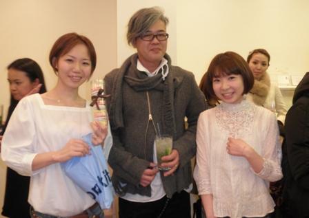 銀座店Opening Party☆_c0071924_12164620.jpg