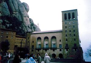 バルセロナ、モンセラット_e0097130_2114229.jpg