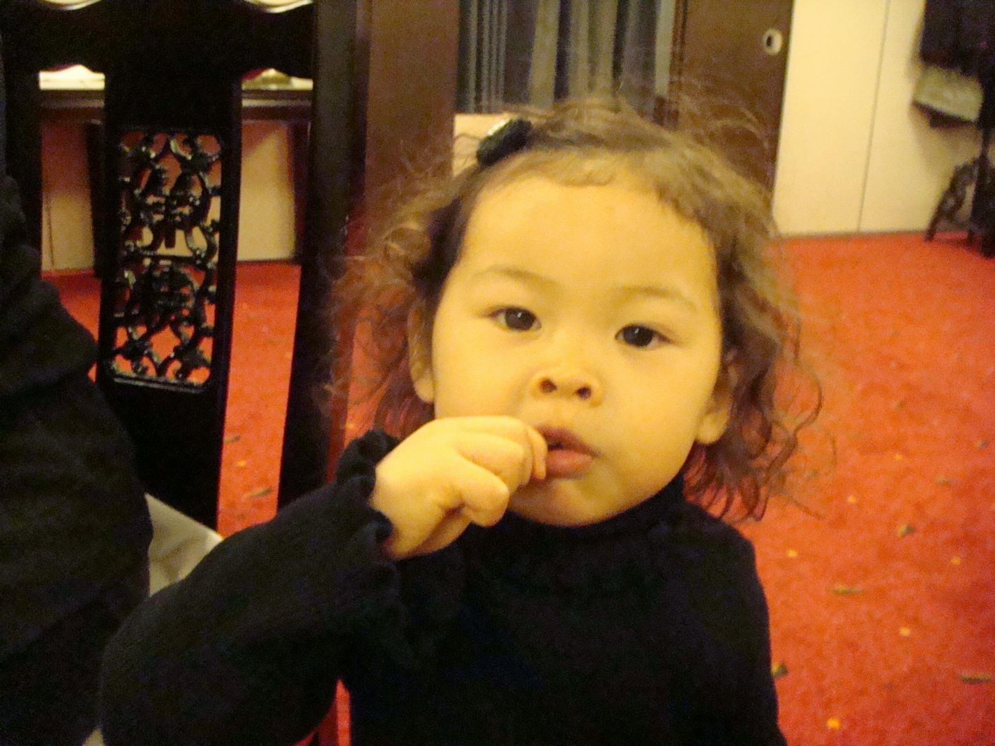 家族のリユニオンは神戸の第一楼から!_d0100880_4163198.jpg