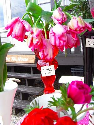 バレンタイン花屋さん オープン!!_c0207890_032287.jpg
