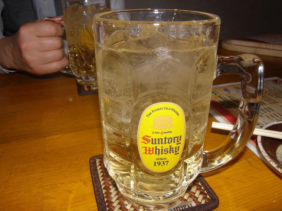 梅酒・焼酎BAR Non de Qu-want     新福島 _c0118393_1433952.jpg