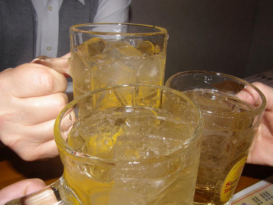 梅酒・焼酎BAR Non de Qu-want     新福島 _c0118393_1435165.jpg