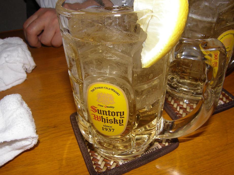 梅酒・焼酎BAR Non de Qu-want     新福島 _c0118393_14482767.jpg