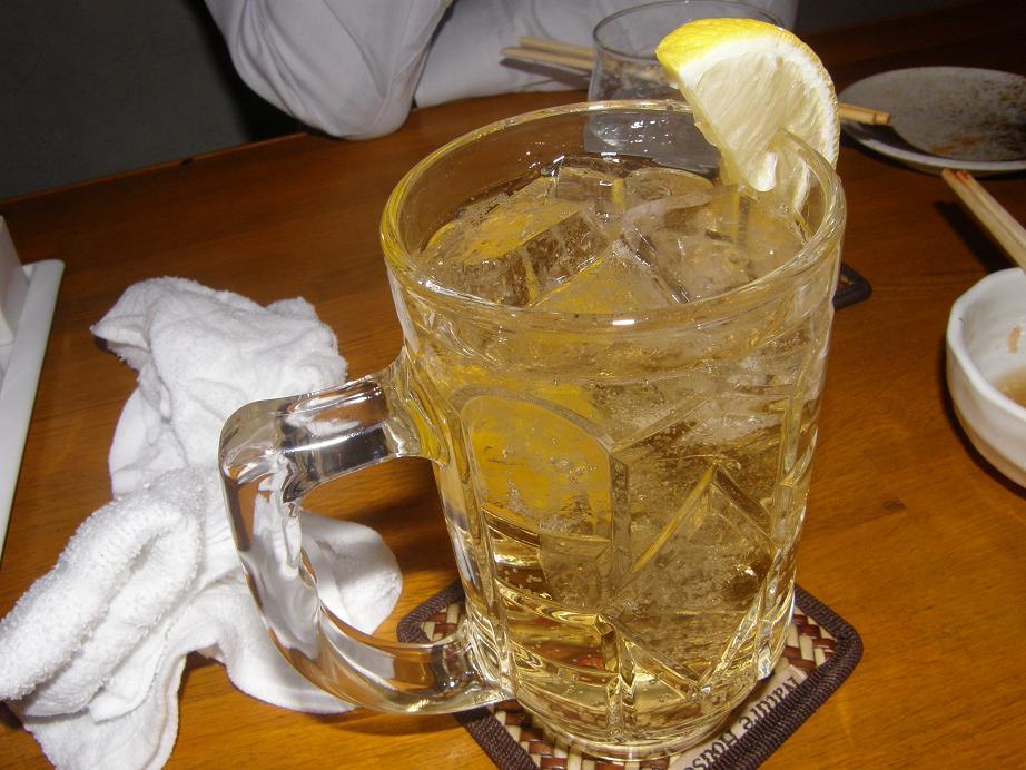 梅酒・焼酎BAR Non de Qu-want     新福島 _c0118393_14545026.jpg