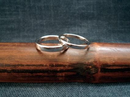 プラチナの結婚指輪_c0203404_219058.jpg
