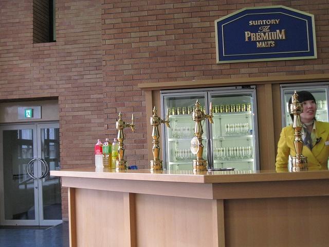 ビール工場デート _b0097747_15575138.jpg