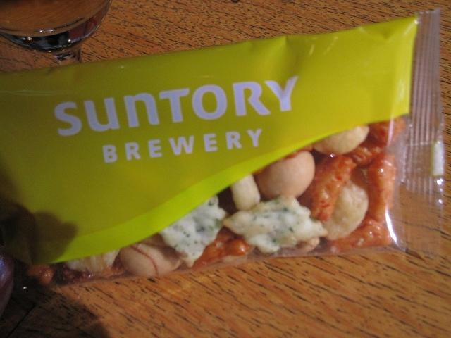 ビール工場デート _b0097747_1603718.jpg