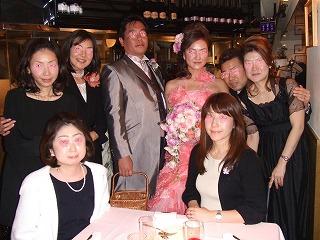 "My friend\'s ""Wedding Party""_e0158355_994725.jpg"