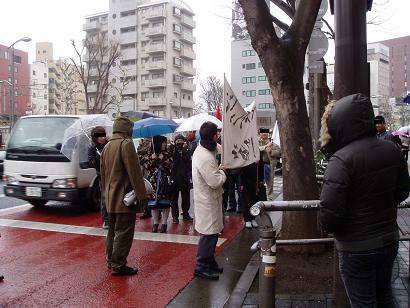 革命的非モテ同盟「2.13バレンタイン粉砕デモ」@渋谷 顛末記_f0030574_1936583.jpg