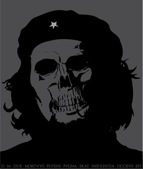 Dead Che by Frank Kozik_c0155077_1852621.jpg