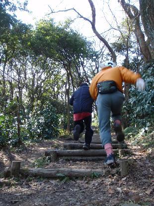 山登りランニング_e0077899_6113819.jpg