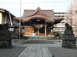 磐井神社・鈴ヶ森刑場跡 (大森① 江戸の史跡)_c0187004_15373861.jpg