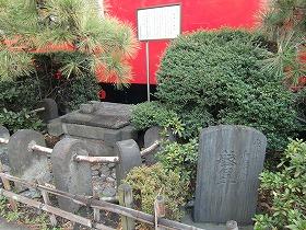 磐井神社・鈴ヶ森刑場跡 (大森① 江戸の史跡)_c0187004_1538865.jpg