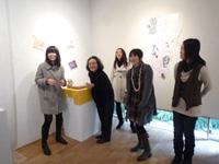 2010/2月 夙川短大グループ展『 六彩色 -ろくさいしき- 』開催中!_e0189606_17453329.jpg