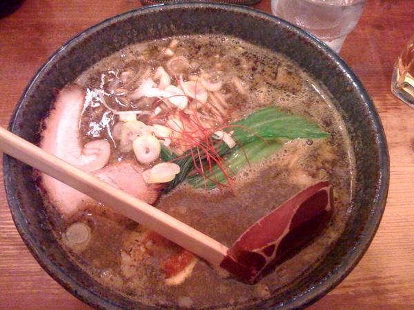 麺処 田ぶし / 高円寺_c0222907_21537100.jpg