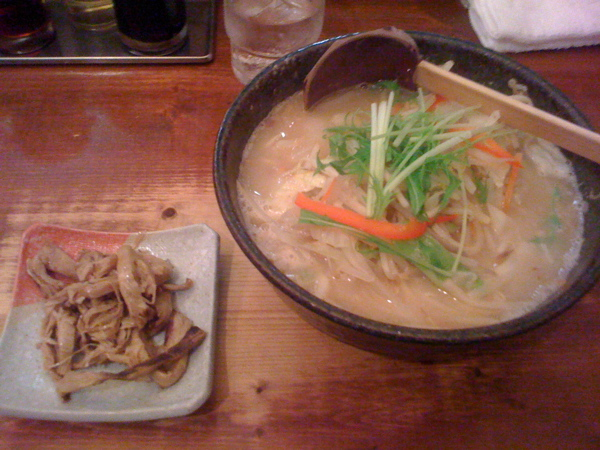麺処 田ぶし / 高円寺_c0222907_2155158.jpg