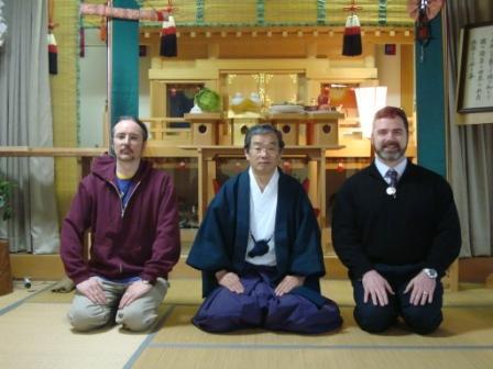 水屋神社でピカトリックス・タリスマン_c0125114_1615345.jpg