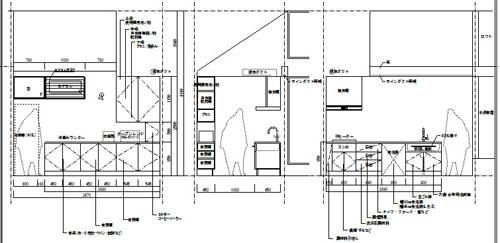 I邸スタディ-12!キッチン検討。_c0225122_2243462.jpg