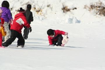 ほの香のスケート記録会。_b0047734_825235.jpg