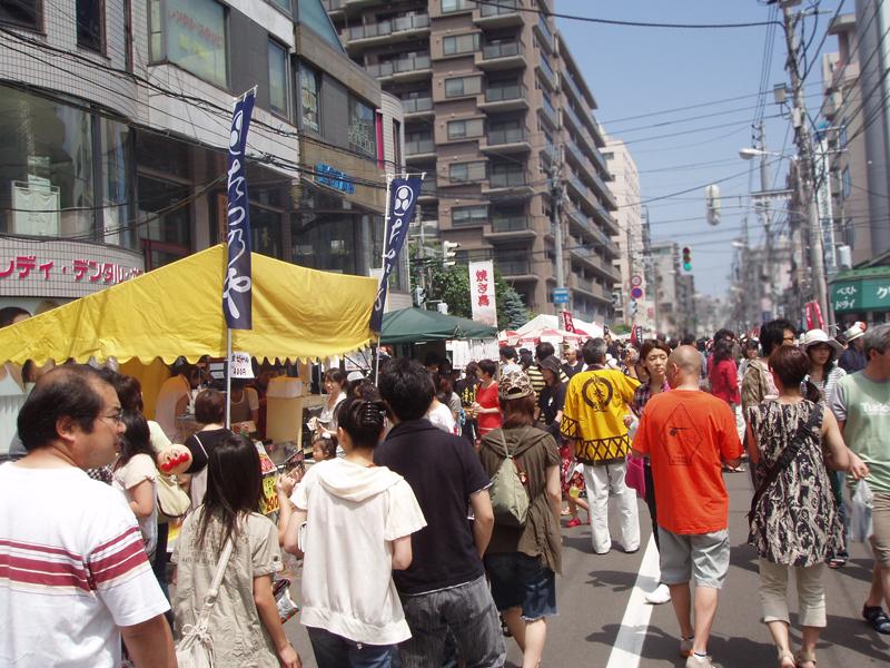 「裏参道WEB夏まつり 画像」の画像検索結果