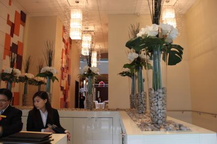 やっとリニューアルオープン♪ 麒麟中華レストラン。_d0129786_1492142.jpg