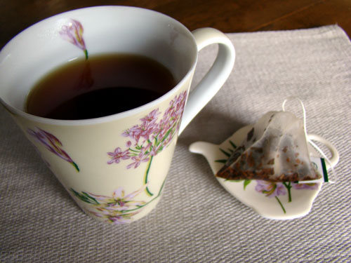 お気に入り チョコレート風味の紅茶_a0047200_15435793.jpg