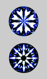ダイヤモンドの中に見つけるハートとキュービットの物語_f0118568_19283562.jpg