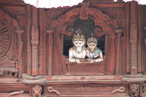 ネパールを歩く 12 カトマンドウ ダルバール広場_e0048413_23371499.jpg