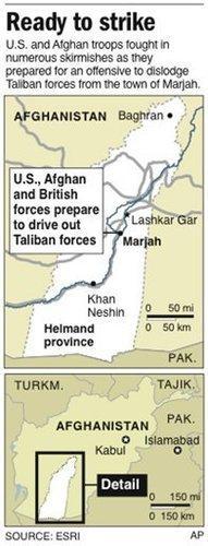 アメリカ、アフガニスタンで、ファルージャ式攻撃を準備  by Bill Van Auken_c0139575_21565154.jpg